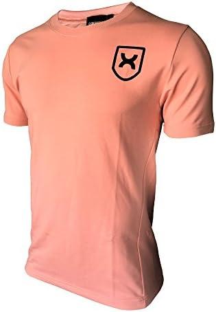 【PERFORMANCE】トレーニング フィットネスウェア スウェットシャツ 半袖 ストレッチ【メンズ】gc-063
