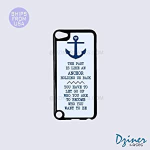 iPhone 6 Tough Case - 4.7 inch model - The Past Anchor Quote iPhone Cover