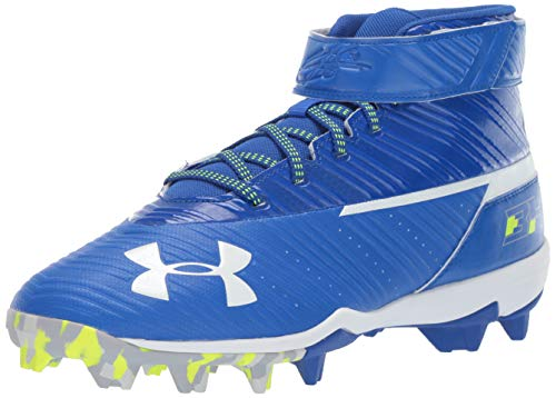 - Under Armour Men's Harper Mid RM Baseball Shoe Royal (400)/White 12.5 M US