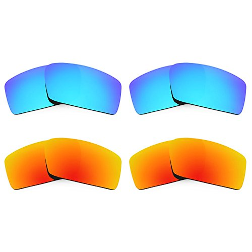 Used, Revant Replacement Lenses for Oakley Twitch 4 Pair for sale  Delivered anywhere in Canada