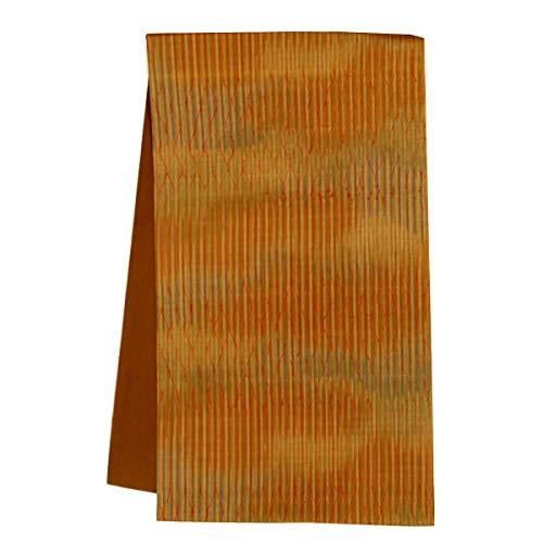 和道楽着物屋 正絹 仕立て上がり 袋帯 【お仕立て済み】<br>番号d604-10 着物 レディース 和装