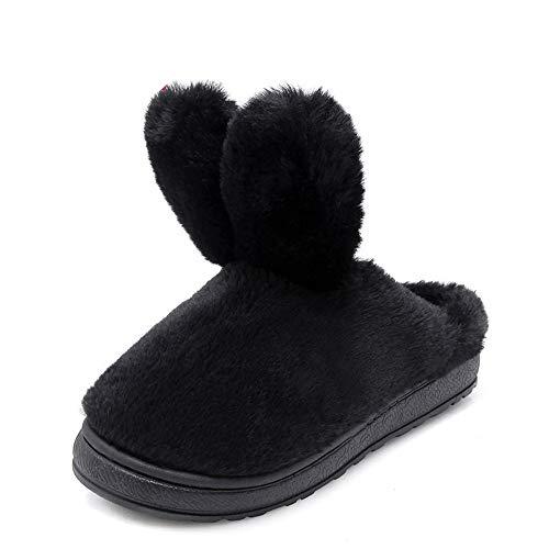 Spesso Con 37 Inverno Pantofole Uk Antiscivolo Borsa Code Cotone Peluche Caldo Fondo Slippersxsj 38 23 Carino Mese Coperta Eur Di 24cm 5 Femminile 5 Casa 6 OZnWFUx