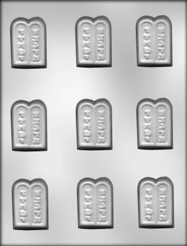 CK Products Ten Commandment Chocolate Mold ()