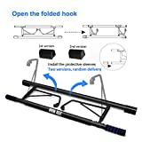 IRON AGE Pull Up Bar Doorway US Invention Patent