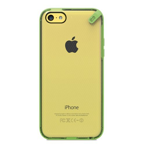 Puregear Apple iPhone 5C Slim Shell - Retail Packaging - Green (Pure Gear Slim Shell Iphone 5c)