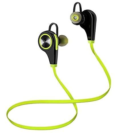 4,1蓝牙耳机,带麦克风的Kasos Sporive立体声无线耳机适用于iPhone,三星,华为,Android智能手机和平板电脑,如iPod,iPad等。