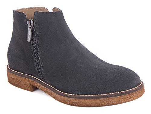 - Italeau Women's Foliana Italian Leather Handcrafted Waterproof Ankle Bootie - Antracite 9US / 39EU