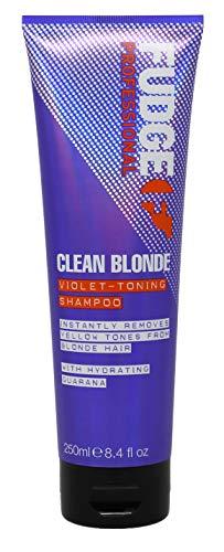 Extra Clean Shampoo - Shampoo by Fudge Clean Blonde Violet-Toning Shampoo 250ml