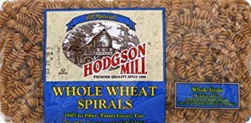 Whole Wheat Spirals (Pack of 12) by Hodgson Mill