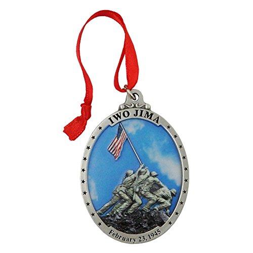 Indiana Metal Craft U.S. Marine Corps Iwo Jima Gallery Print