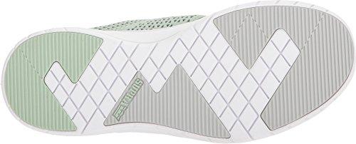 white Silver Green Smoke Low Scissor Supra Top Women's Sneakers nqwvq780