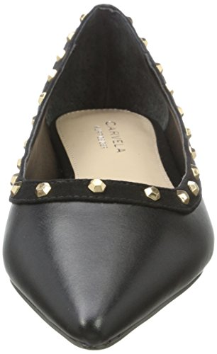 Carvela Damen Mars Slipper Schwarz (nero)