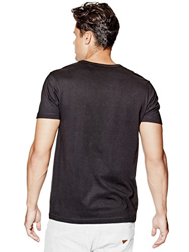 0e3bfed40bb84 GUESS Men's Hadwin Logo Tee - Import It All