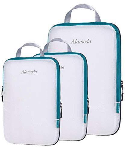 Packing Cube Set 3pcs for Travel,Compression Bags Organizer for Luggage/Backpack