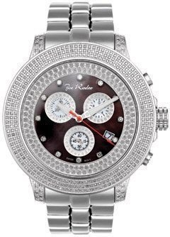 Joe Rodeo Pilot - Joe Rodeo Pilot Collection Men's Diamond Watch