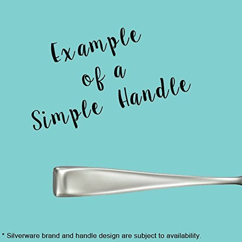 Stocking Stuffer Book Gifts for Her - Stainless Steel Stamped Spoon Option to Personalize with a Name Stamped Silverware Good Book Cozy Nook and Tea Birthday Gifts for Readers