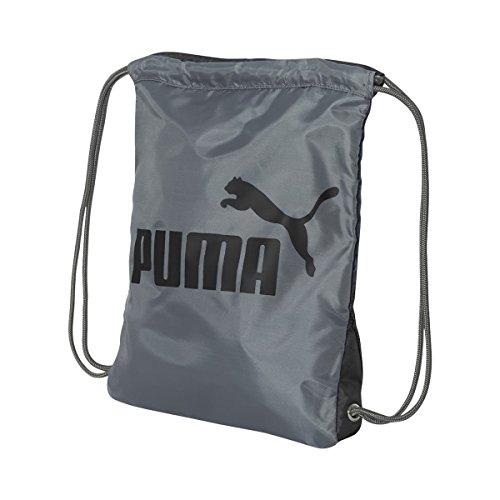 Puma- Forever Carry Sack Black/Gray - Puma Sackpack