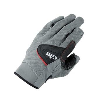 Handschuhe Gill Deckhand Segelhandschuhe Long Finger für Damen und Herren 2 Finger frei Bekleidung