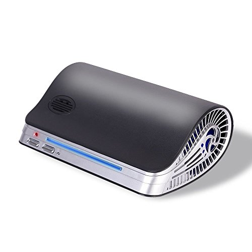 mictuning deluxe 7 in 1 mini car air purifier car air freshener auto ionizer air cleaner with. Black Bedroom Furniture Sets. Home Design Ideas