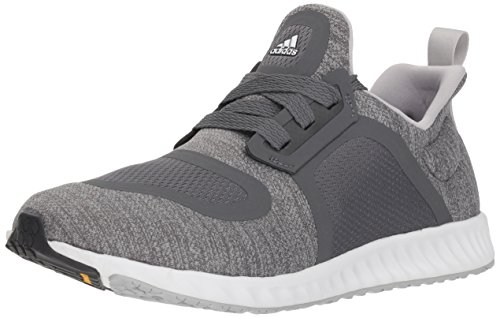adidas Women's Edge Lux Clima Running Shoe, Grey/White, 6.5 M US