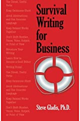 Survival Writing for Business Paperback
