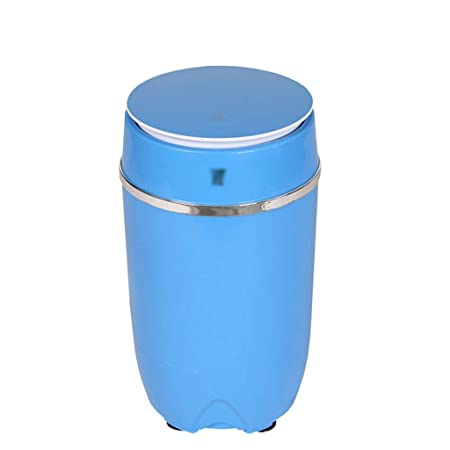 YXWxyj Lavadoras Mini Lavadora, Azul Claro esterilización, w ...
