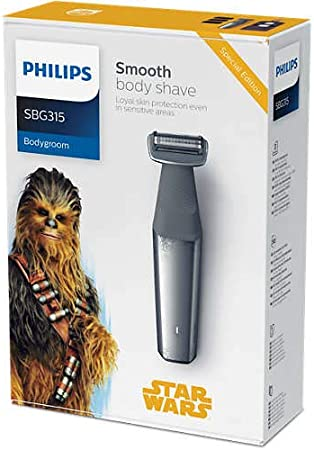 Philips SBG315/15 - Afeitadora Recargable, Edición Limitada Star ...