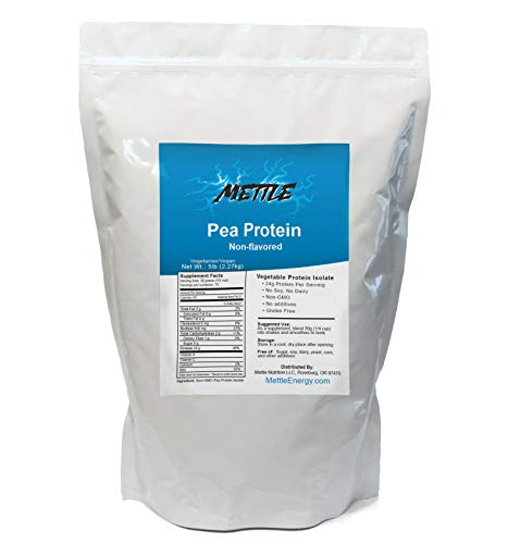 Pea Protein Powder Supplement Unflavored product image