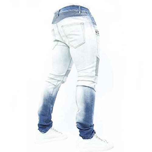 Buy bleached mens jeans