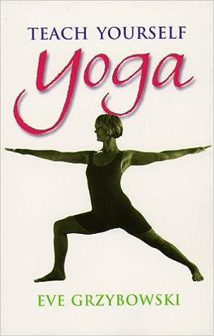 Book Teach Yourself Yoga