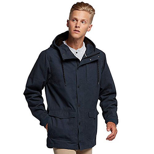cheap Hurley MJK0002100 Men's Protect Plus Jacket free shipping
