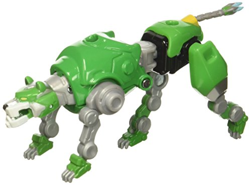 Voltron Green Lion Die Cast Action Figure