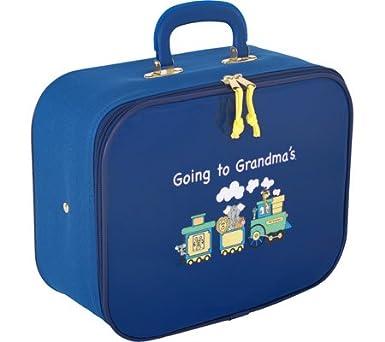 Mercury Luggage Children's Going to Grandma's Suitcase