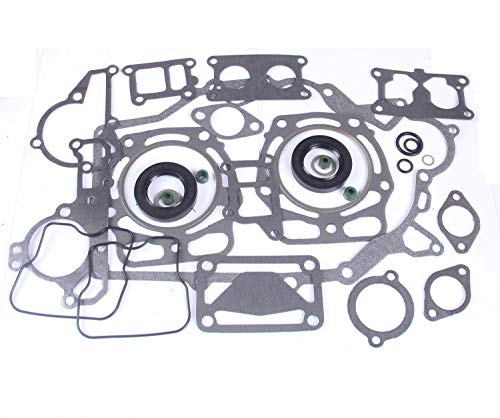 New Complete Engine Rebuild Gasket Set For John Deere/Kawasaki Engine FD620 / FD661 Suzuki UTV QUV620 ()