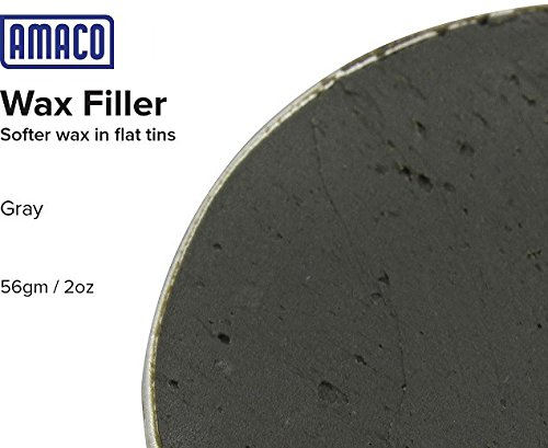 Nail Hole and Corner Filler - Gray by AMACO (Image #2)