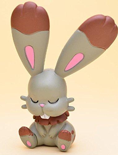 Pokemon XY Goodnight Friends Figure Tomy - Bunnelby