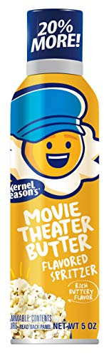 Best Prices! Kernel Season's Movie Theater Butter Spritzer, 6 pack 5 ounce bottles
