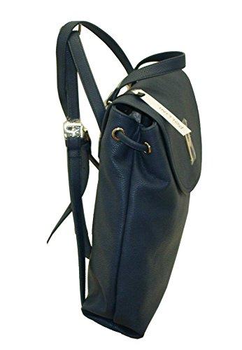 Pollini - Bolso mochila  para mujer azul turquesa L