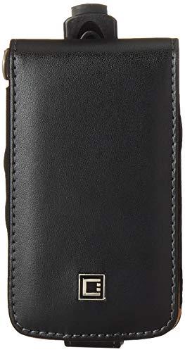 Cellet Executive Case with Spring Belt Clip for Blackberry Storm 9530 & Storm 2 9550 - Black