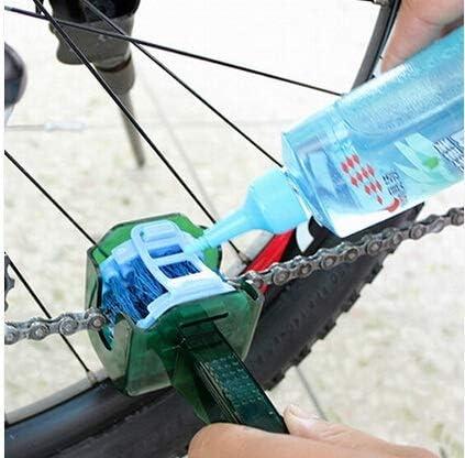 SSXD Cadena Caja Bicicleta MTB de la Bicicleta Limpiador Multi del ...