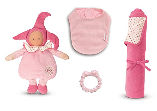 Corolle Babi Birth Set with Elf Doll Pink BMD55-9669