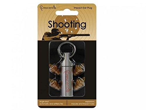 Crescendo Shooting Ear Plugs by Crescendo