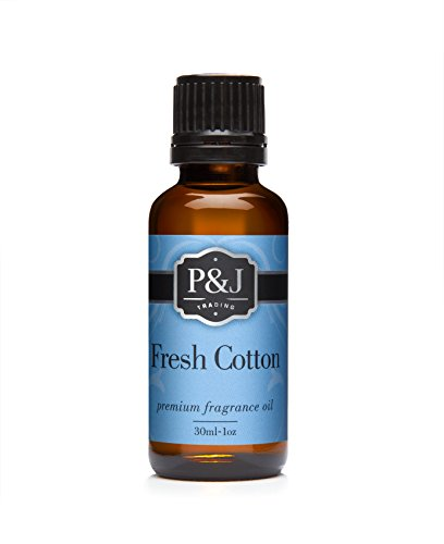 Fresh Cotton Premium Grade Fragrance Oil - 1oz/30ml