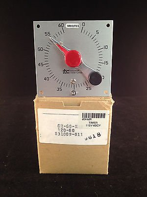 itc-industrial-60-minute-timer-ch-60min-120v-831009-011-nib