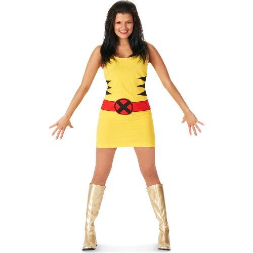 Marvel Comics Wolverine Adult Tank Dress