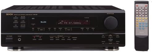 Denon DRA-295 AM FM Stereo Receiver Discontinued by Manufacturer