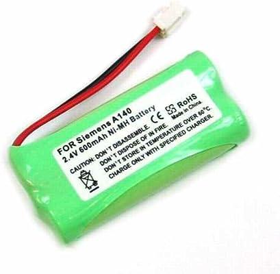 Batería para Siemens Gigaset A120 A140 A145 A160 A165: Amazon.es: Electrónica