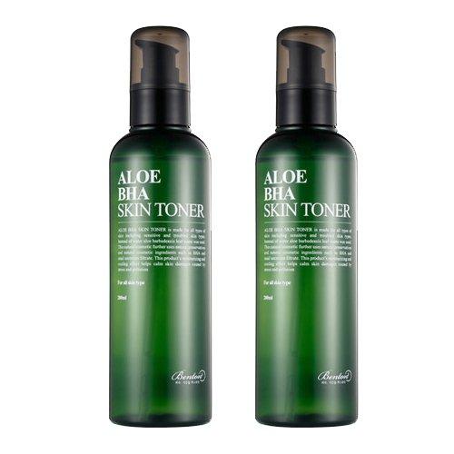 2 Pack Benton Aloe BHA Skin Toner, 6.7 Ounce ()