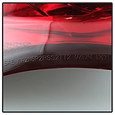 ACANII - For 2007-2008 Dodge Ram 1500/07-09 2500 3500 Rear Replacement Tail Light - Passenger Side Only: Automotive