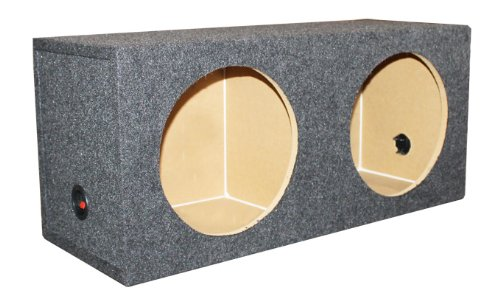 Dual Subwoofer Enclosure - 1